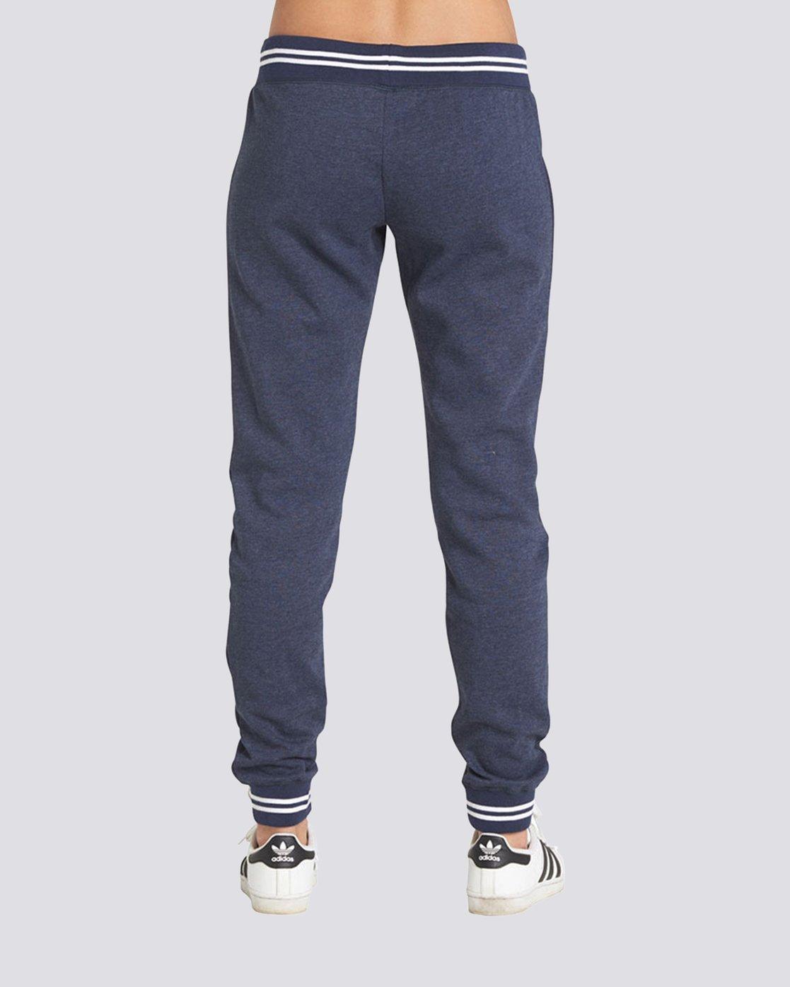 1 Groove Slim Fit Sweatpants Purple J311QEGR Element
