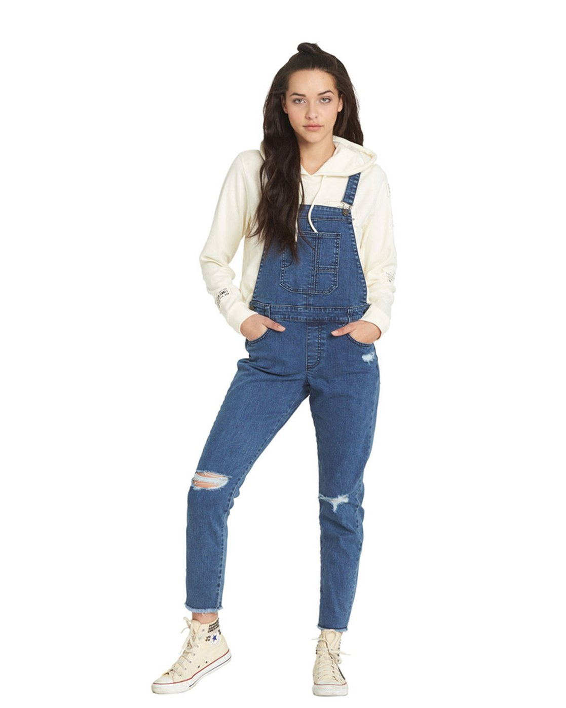 4 Promise Denim Overalls  J325QEPR Element