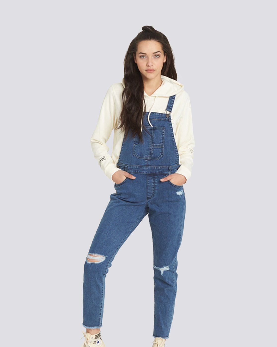 1 Promise Denim Overalls  J325QEPR Element