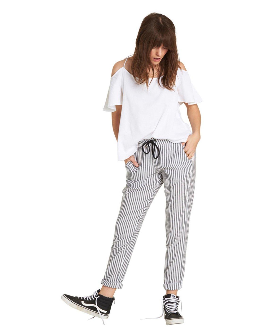 5 Silence Elastic Waist Pants  J327SESI Element