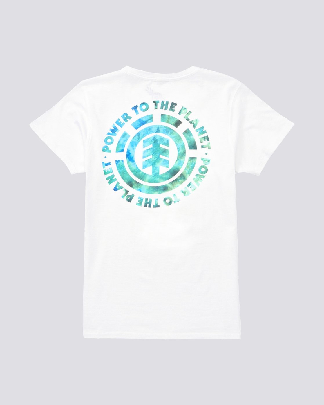 1 Power To The Planet Earth Day Tee  J402PEED Element