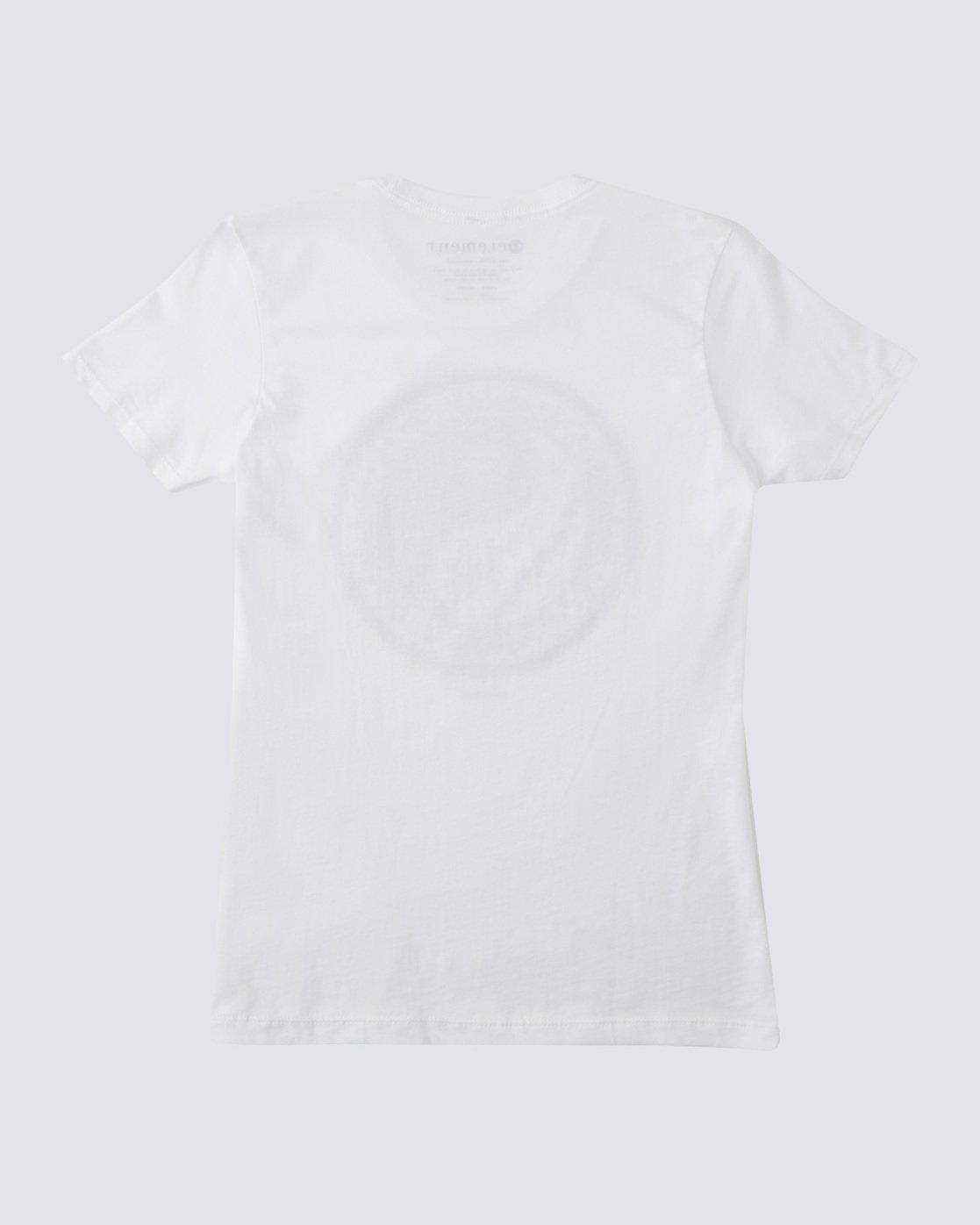 1 Yin Yang T-Shirt White J416BDYY Element