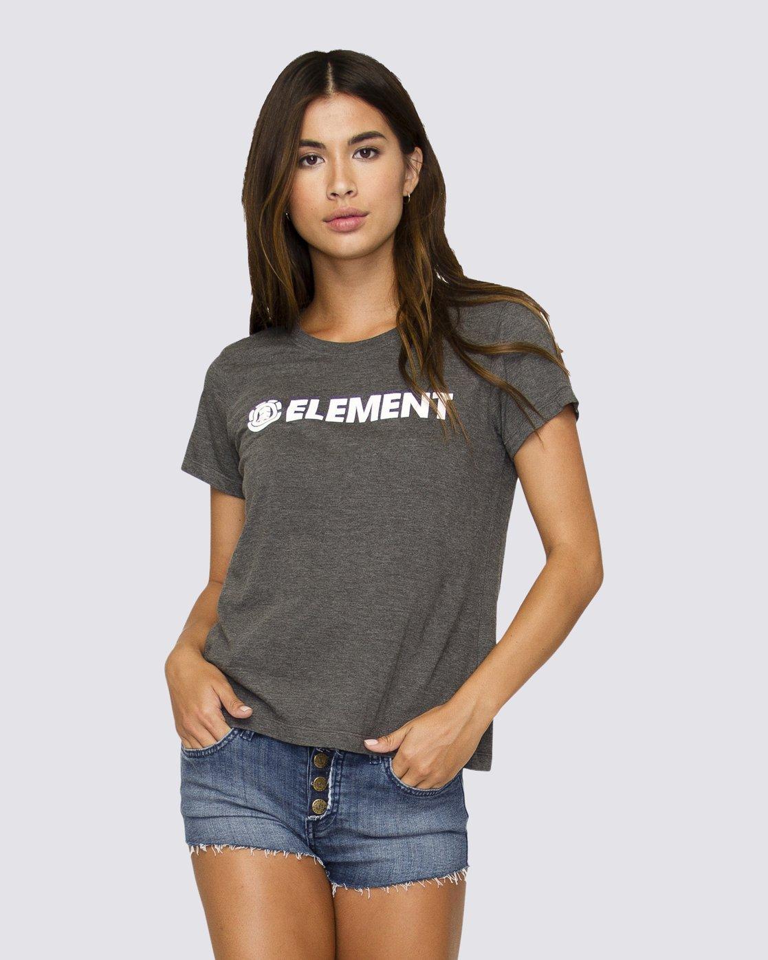 0 Signature Boys T-Shirt  J447JELL Element