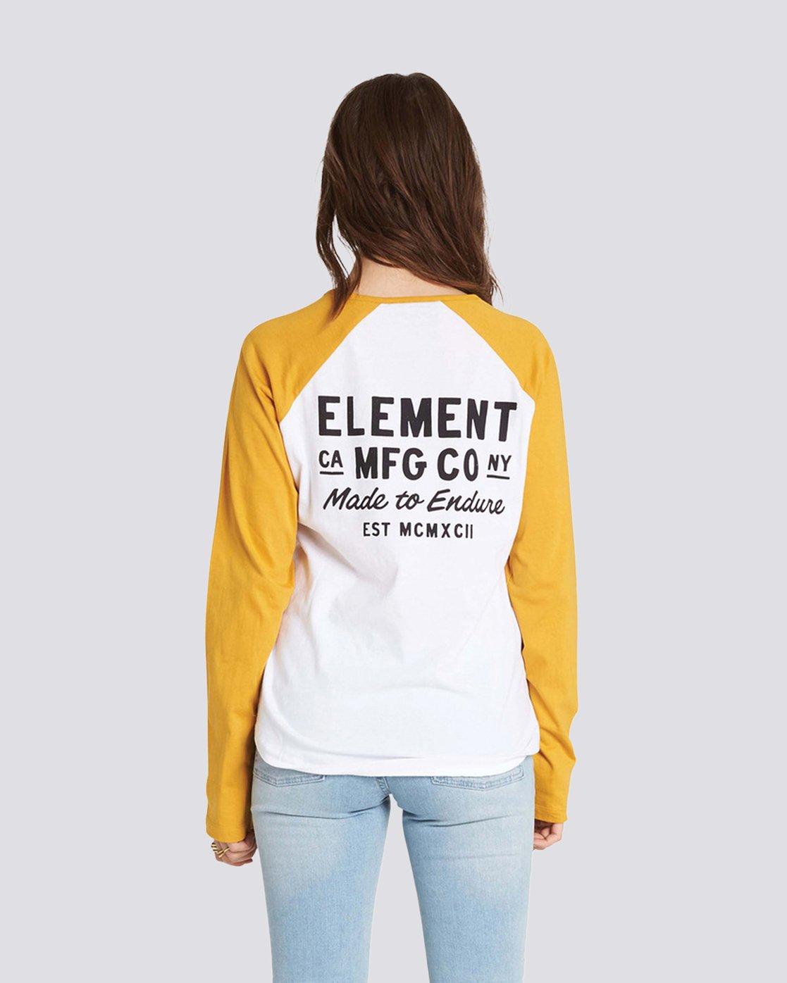 1 Made to Endure Long Sleeve Raglan Tee  J473QEME Element