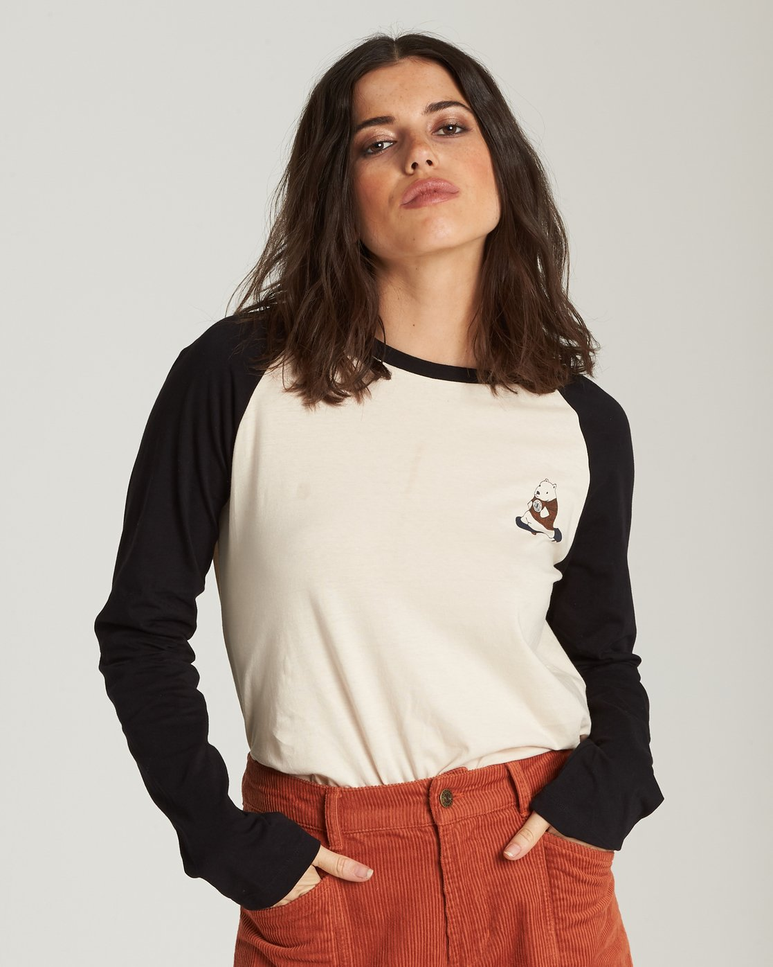 1 Forces Of Nature T-Shirt White J484WEBY Element