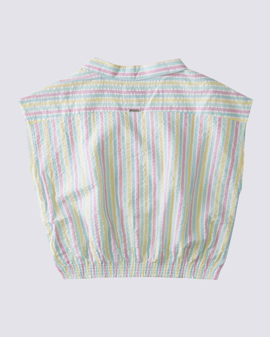 1 Stairway Button-Down Shirt Green J5572EST Element