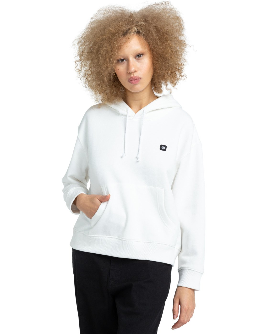 1 92 Pullover White J6293E92 Element