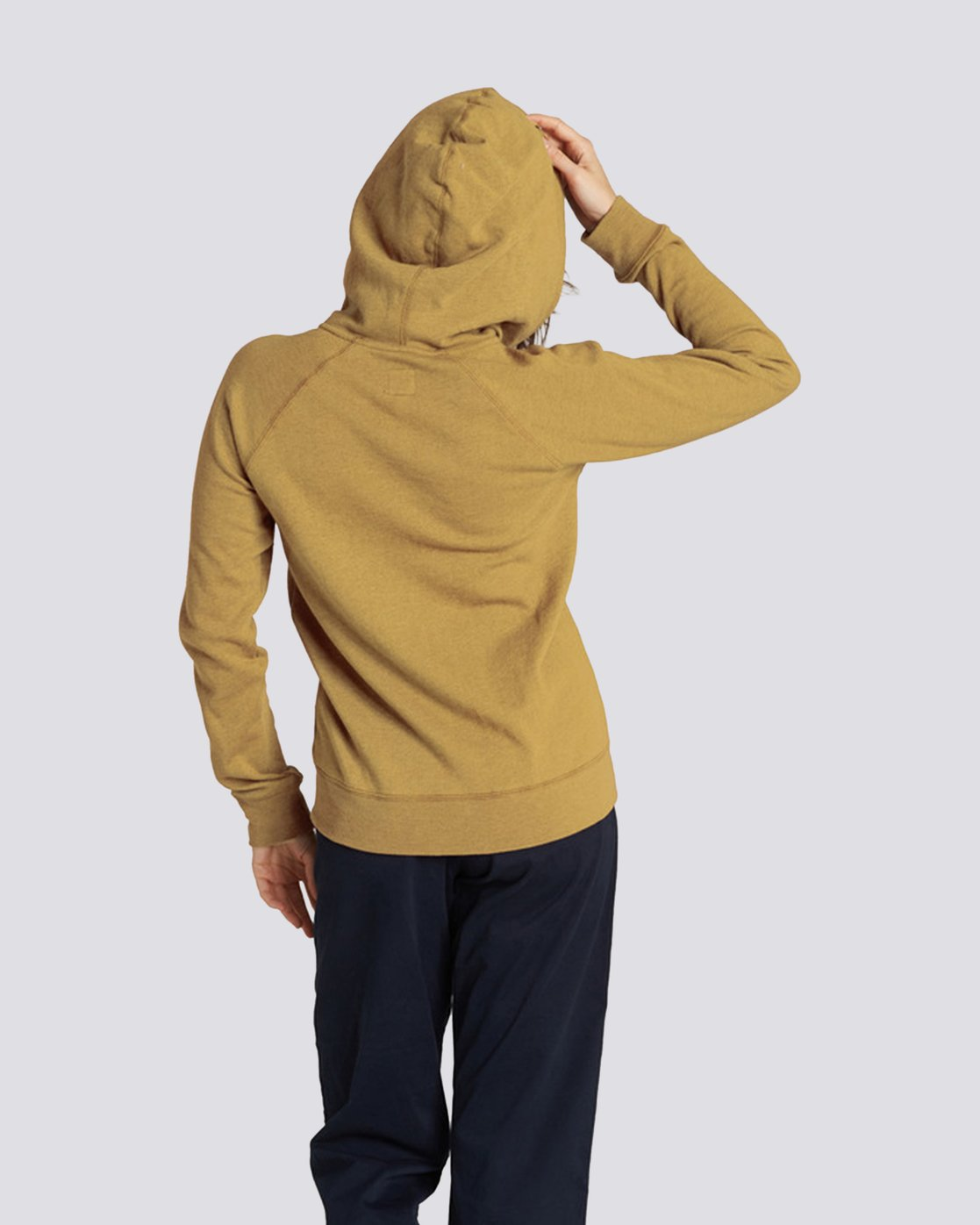 1 Lette Hoodie Yellow J694VELH Element
