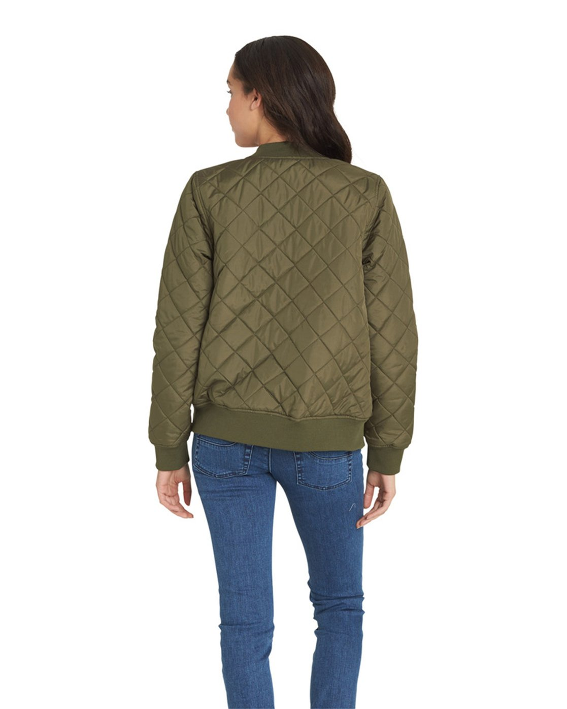 6 Co-Pilot Bomber Jacket Multicolor J701QECP Element