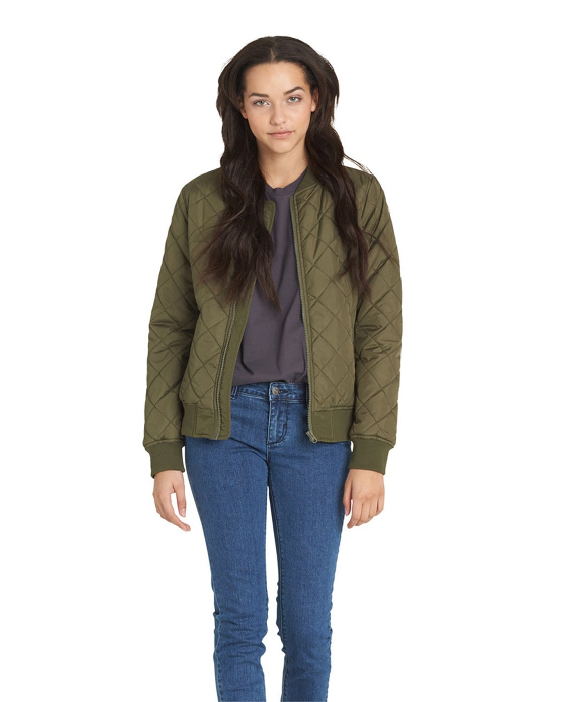 4 Co-Pilot Bomber Jacket Multicolor J701QECP Element