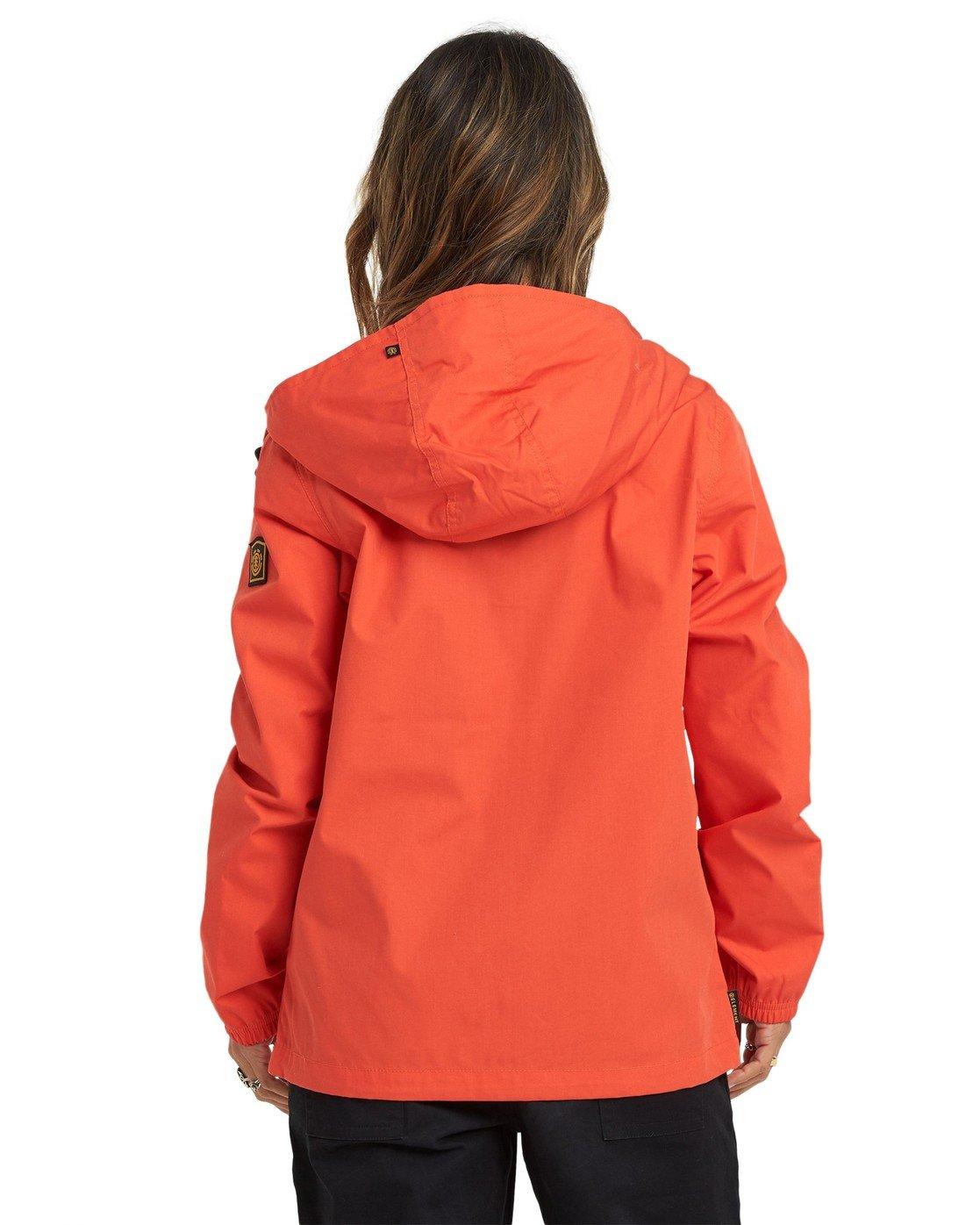 4 Home Free Jacket Red J717VEHF Element