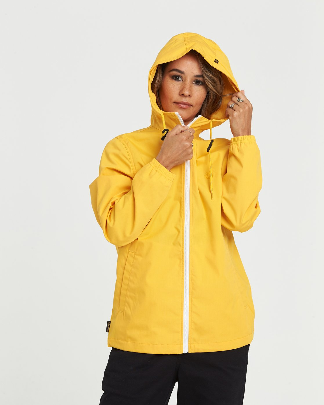 0 Home Free Jacket Yellow J717VEHF Element