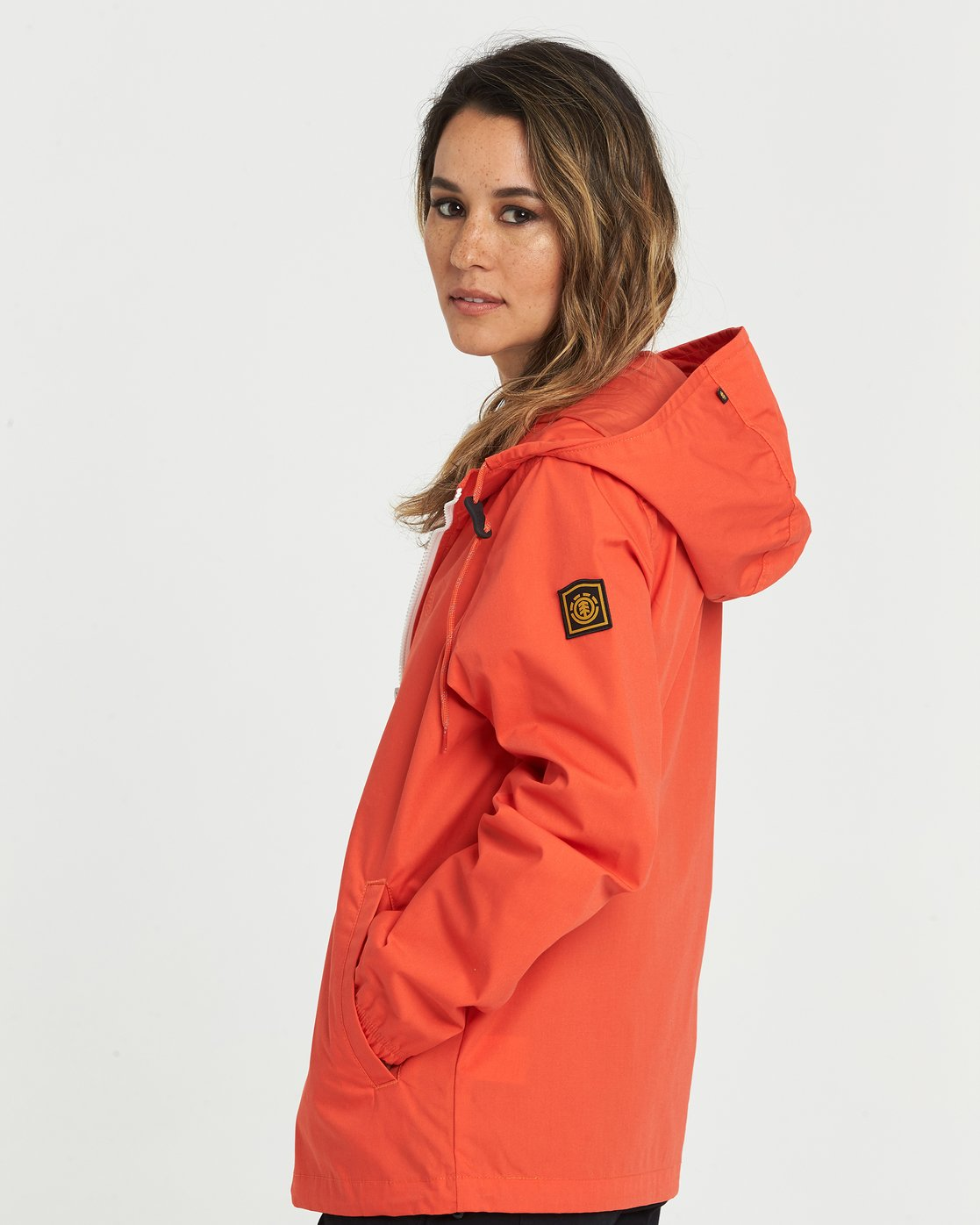 1 Home Free Jacket Red J717VEHF Element