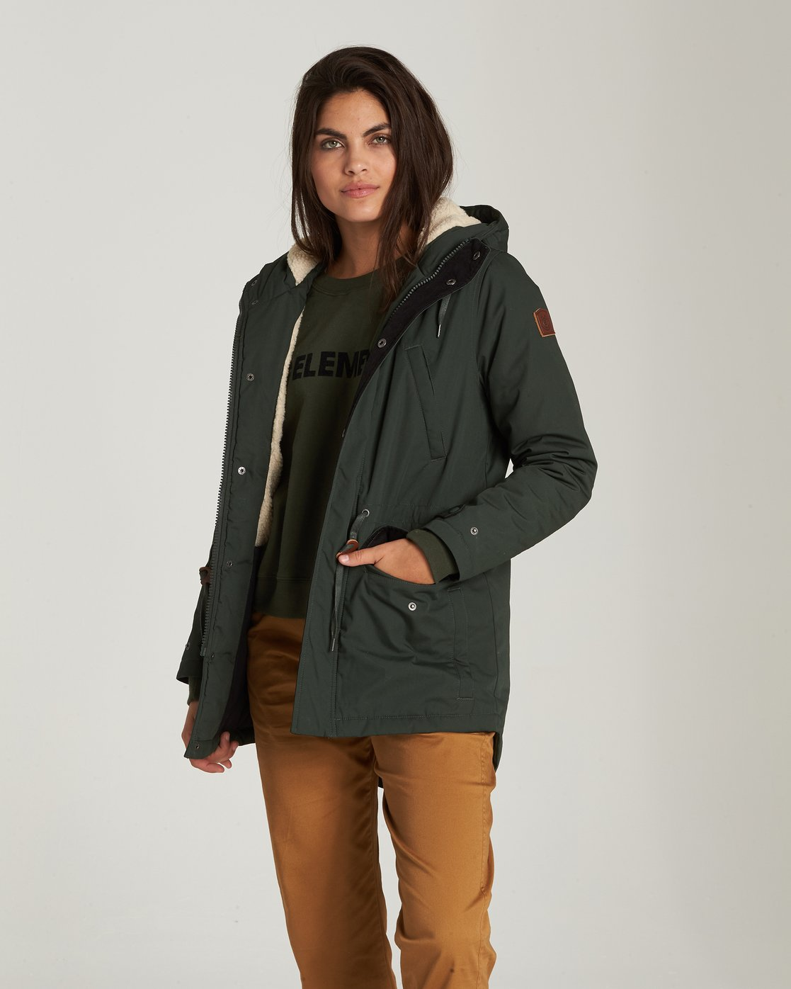 0 Roghan Jacket  J718VERG Element