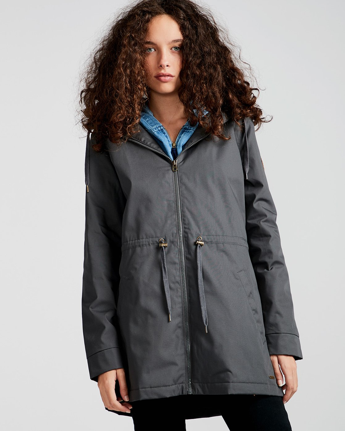 1 Wynn Rain Jacket Black J781QEWY Element