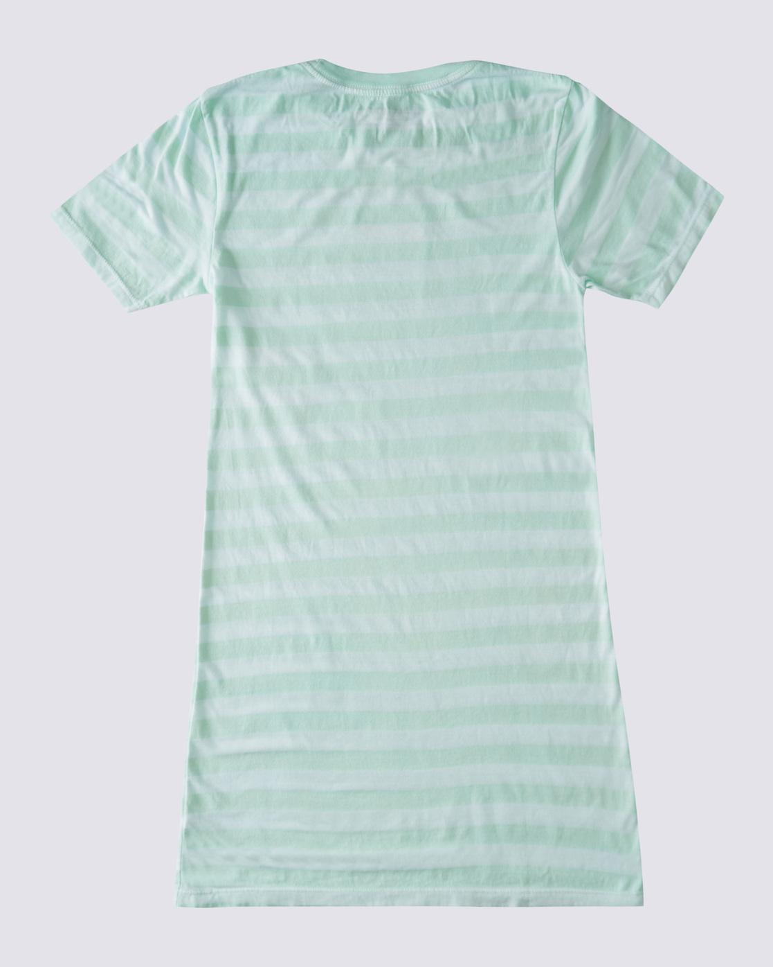 1 Mojo T-Shirt Dress Green JD432EMO Element