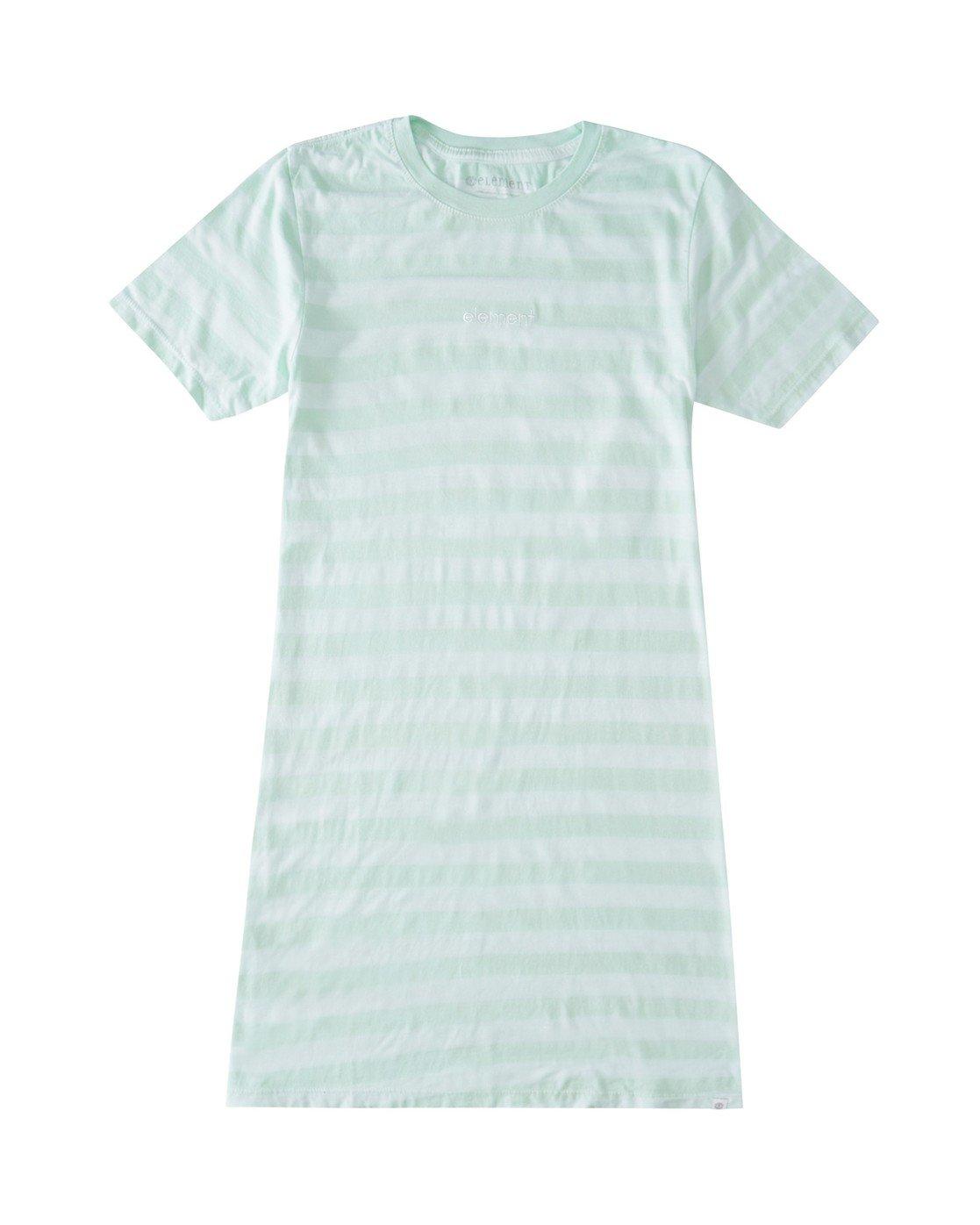 0 Mojo T-Shirt Dress Green JD432EMO Element