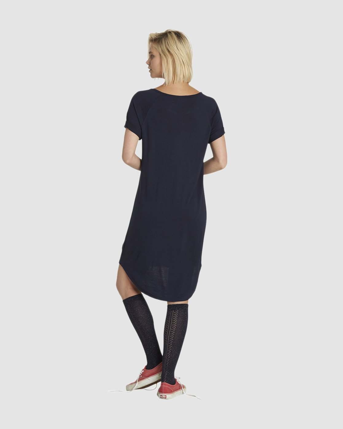 9 Lovely Tee Dress Blue JD46NELO Element