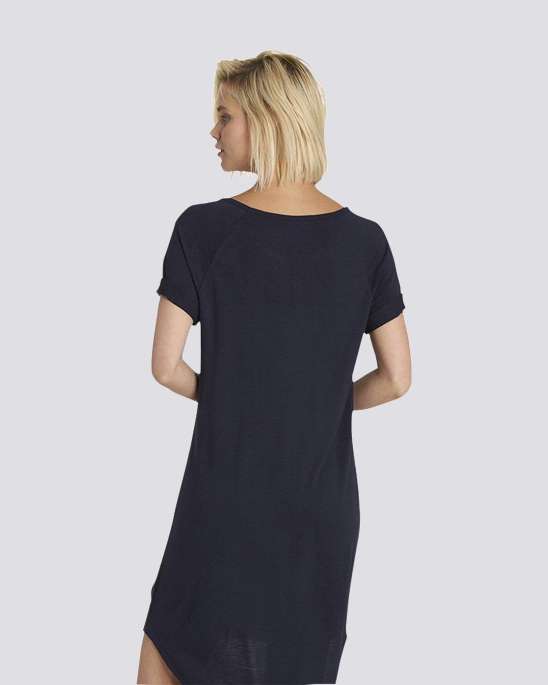 2 Lovely Tee Dress Blue JD46NELO Element