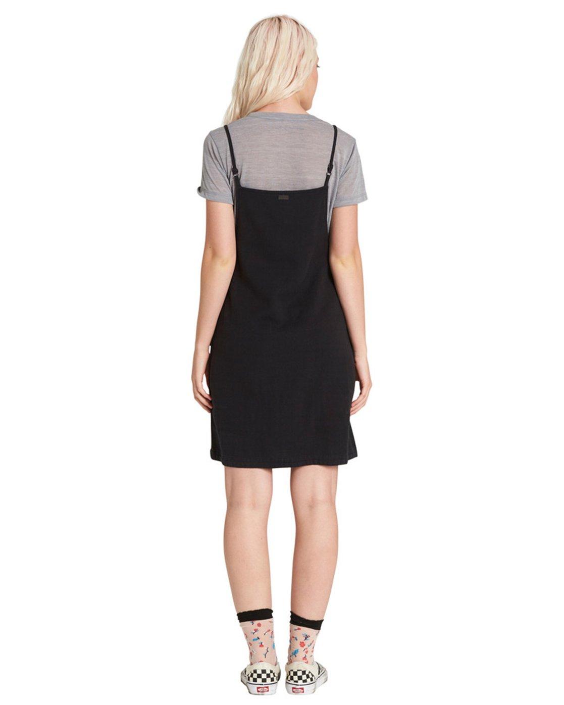 7 TYE DRESS Black JD91PETY Element