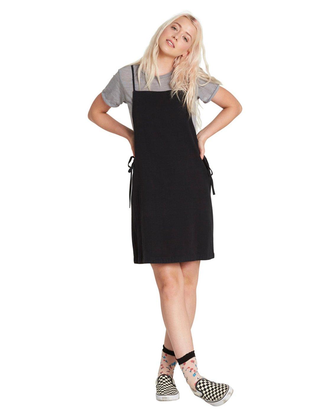 5 TYE DRESS Black JD91PETY Element