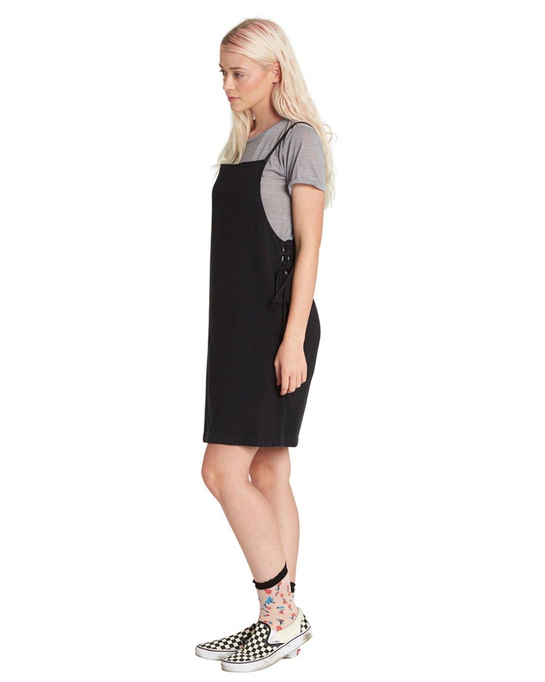 8 TYE DRESS Black JD91PETY Element