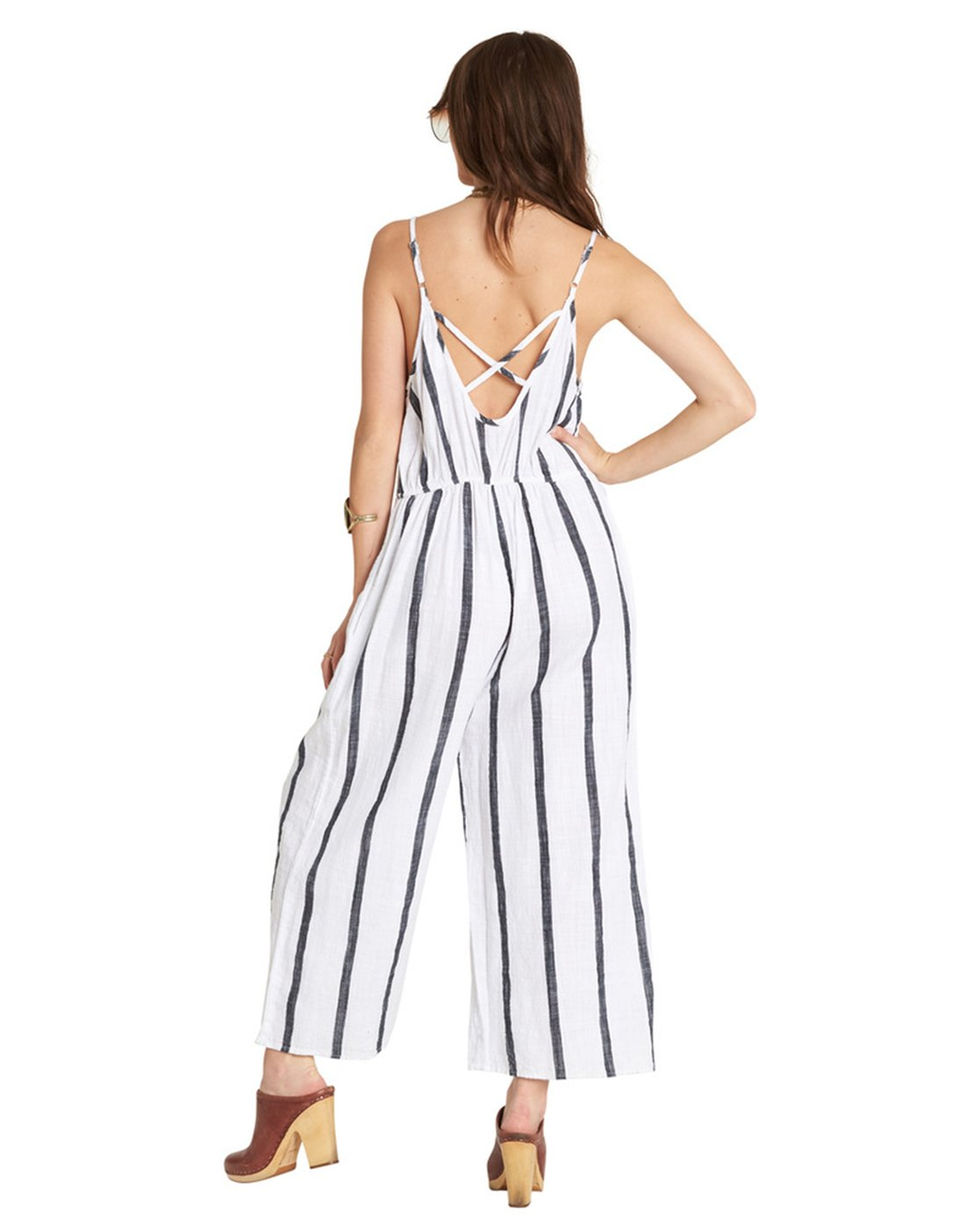 7 Willow Romper White JN32PEWI Element