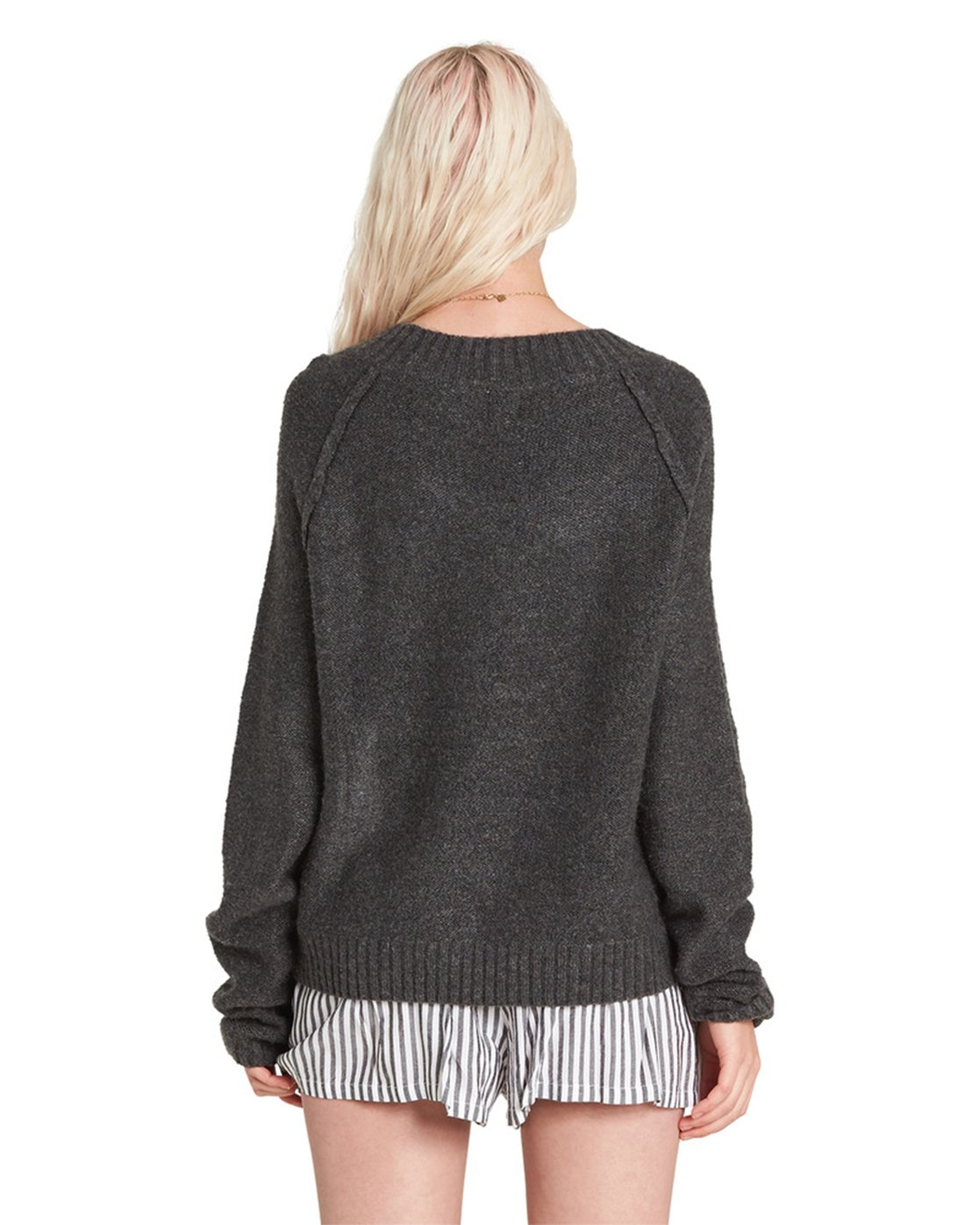 7 Comfy Sweater Grey JV26QECM Element