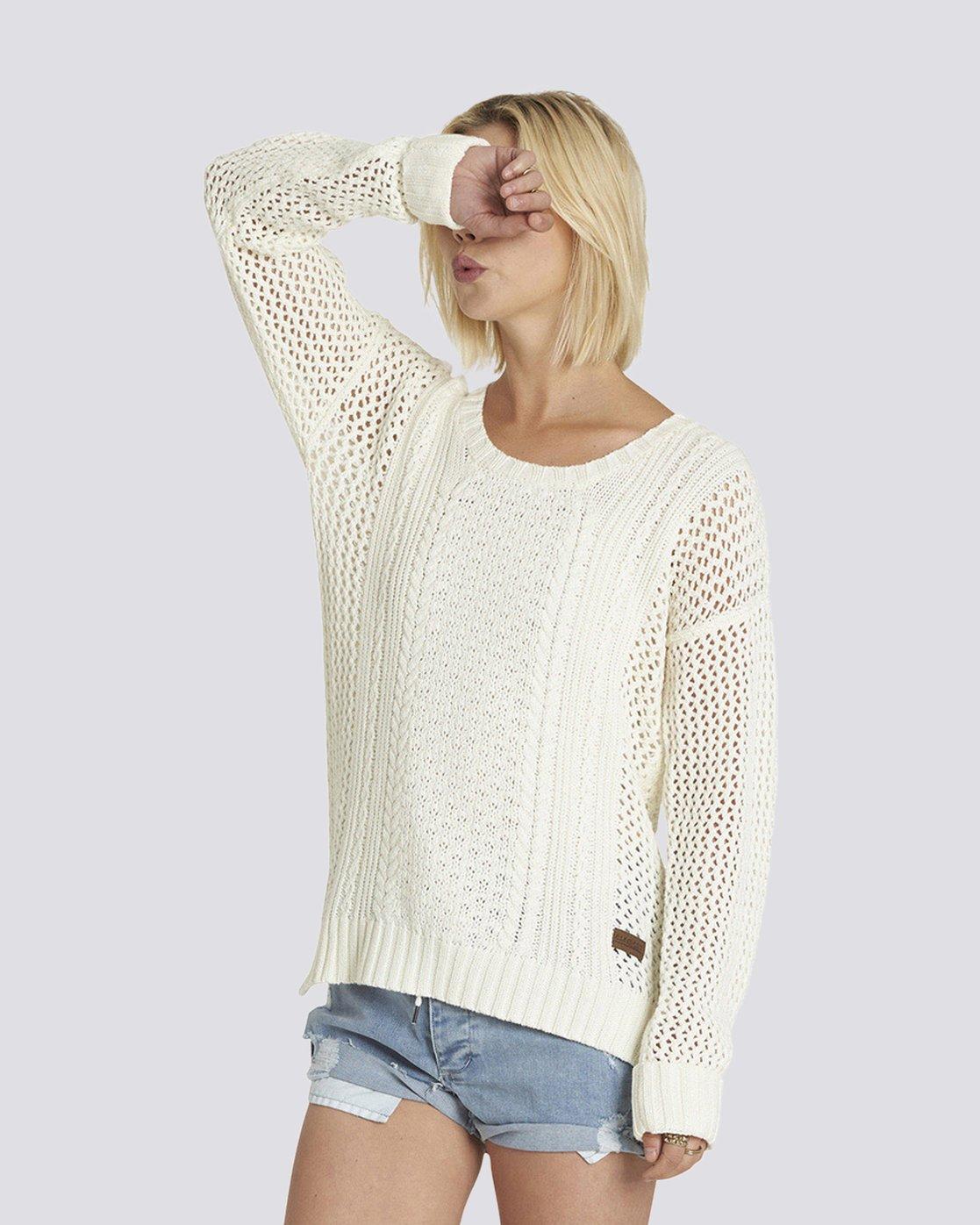 2 Voyage Knit Sweater Multicolor JV84NEVO Element