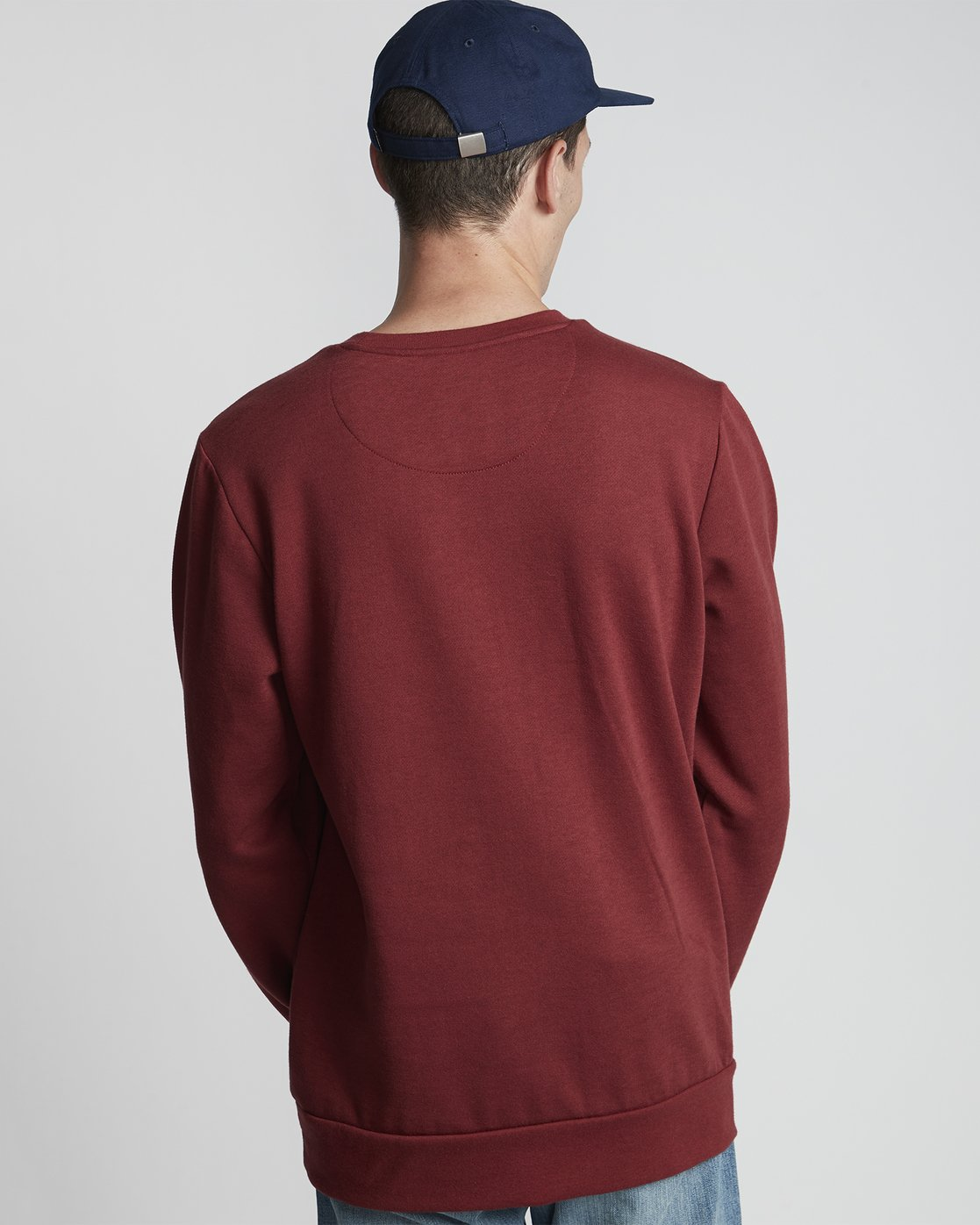 2 Cornell Classic - Sweatshirt for Men Red L1CRA1ELF8 Element