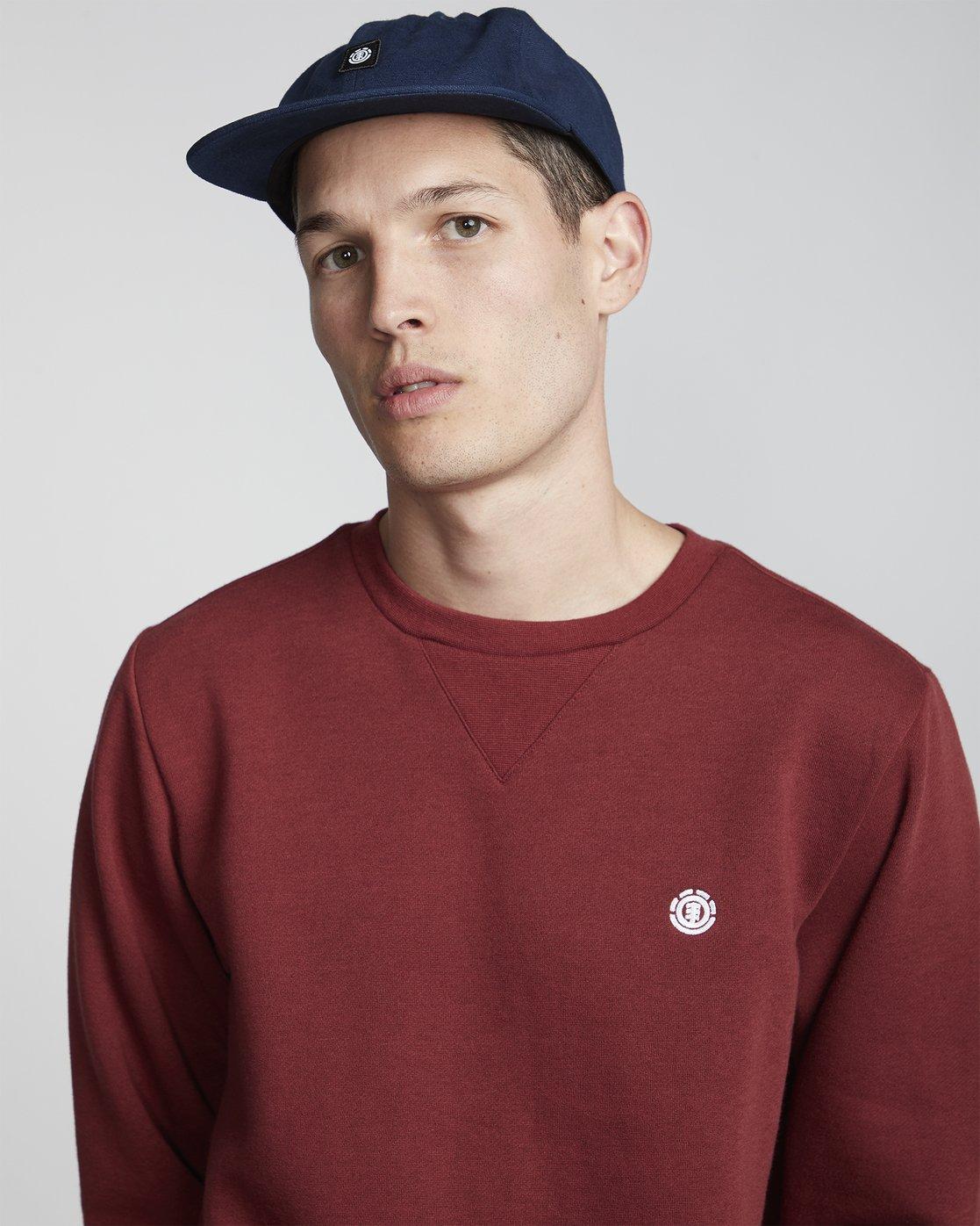 3 Cornell Classic - Sweatshirt for Men Red L1CRA1ELF8 Element