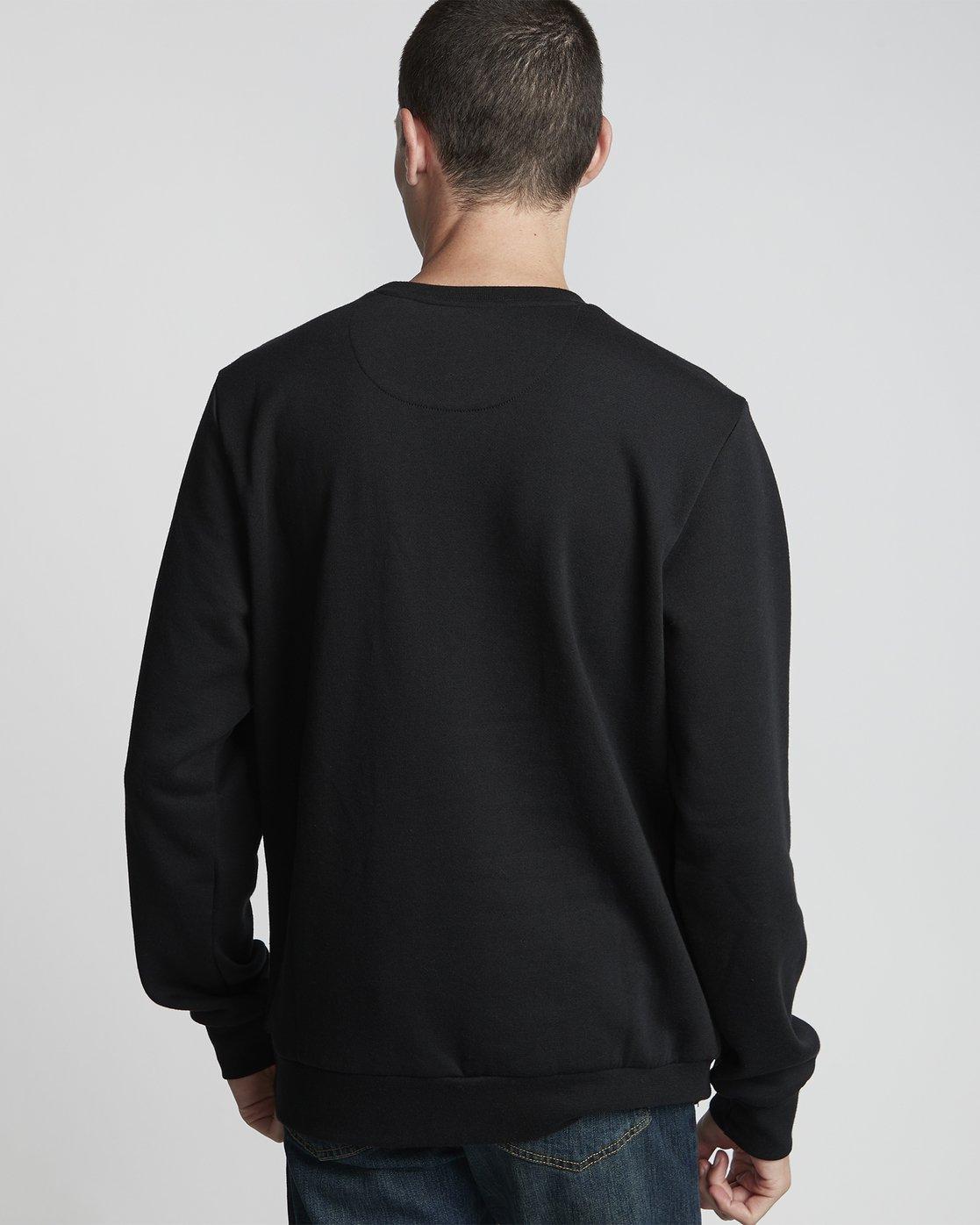 2 Cornell Classic - Sweatshirt for Men Black L1CRA1ELF8 Element