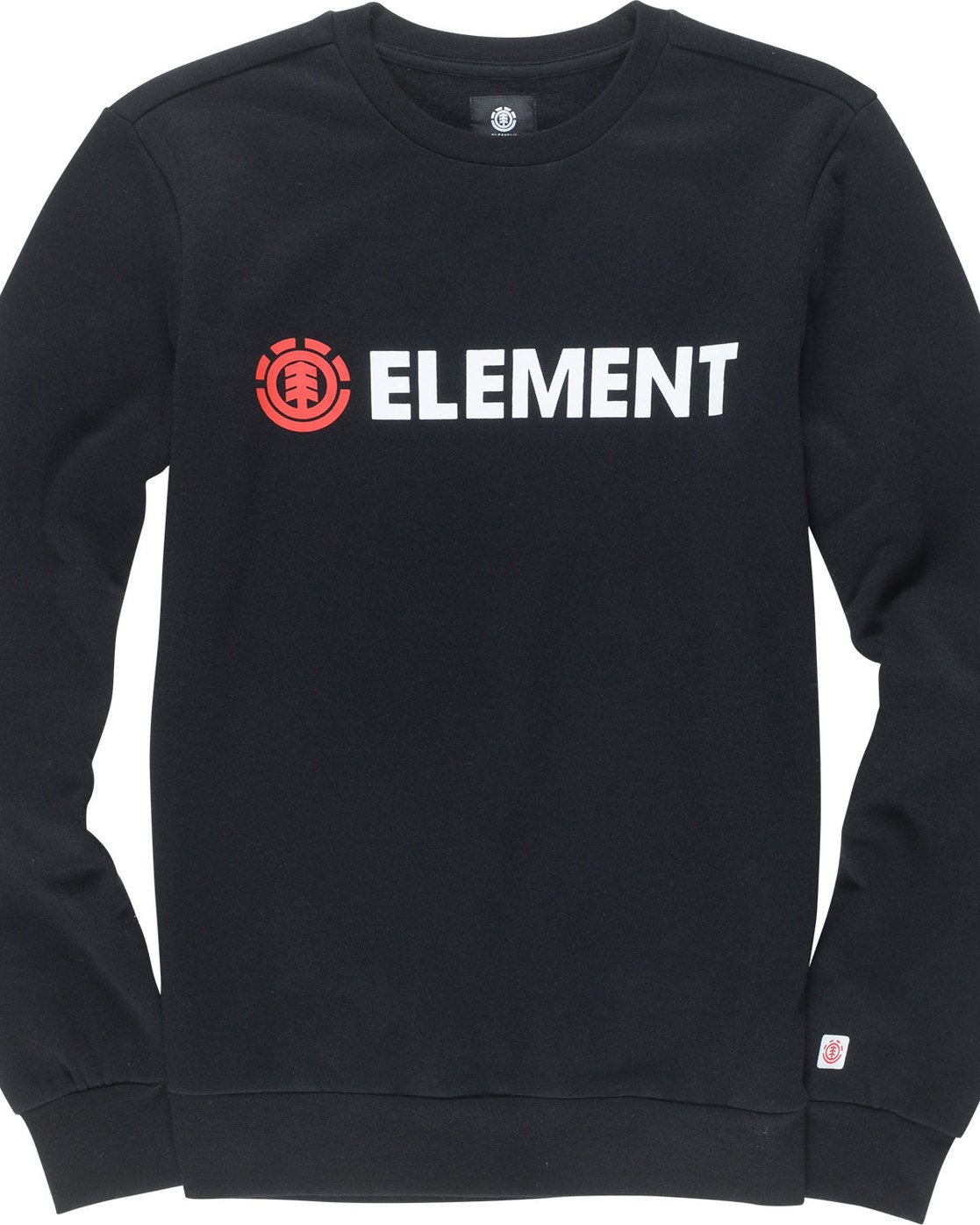 1 Blazin - Sweatshirt für Männer Schwarz L1CRA9ELF8 Element
