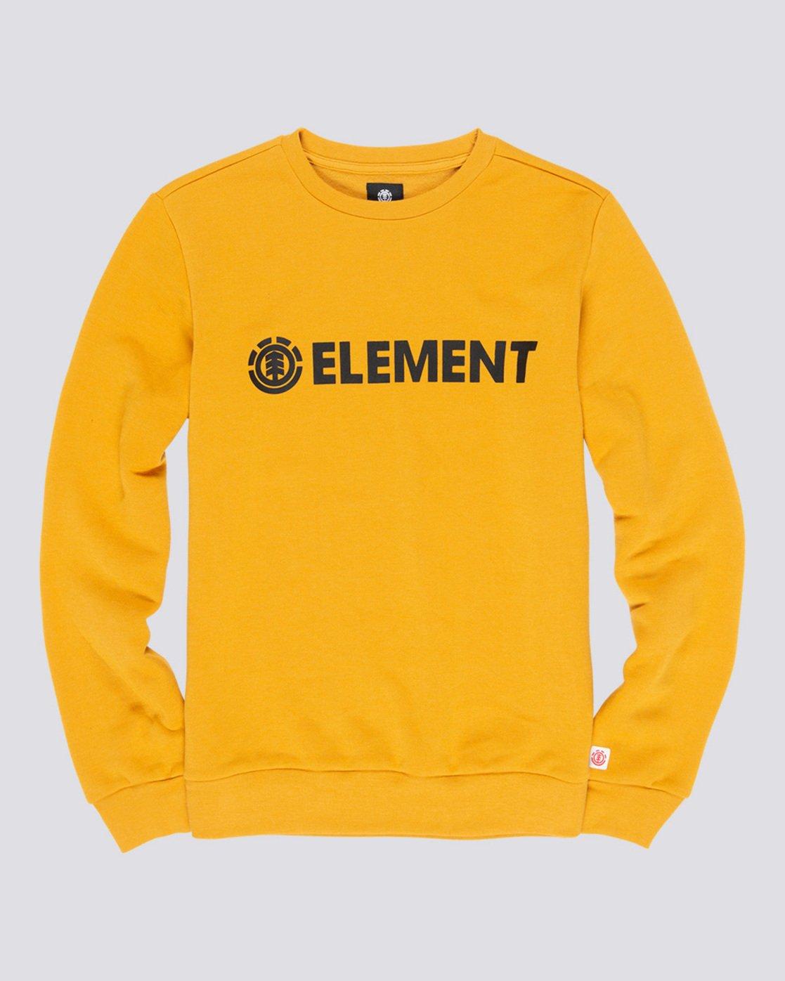 0 Blazin - Sweatshirt Yellow L1CRA9ELF8 Element