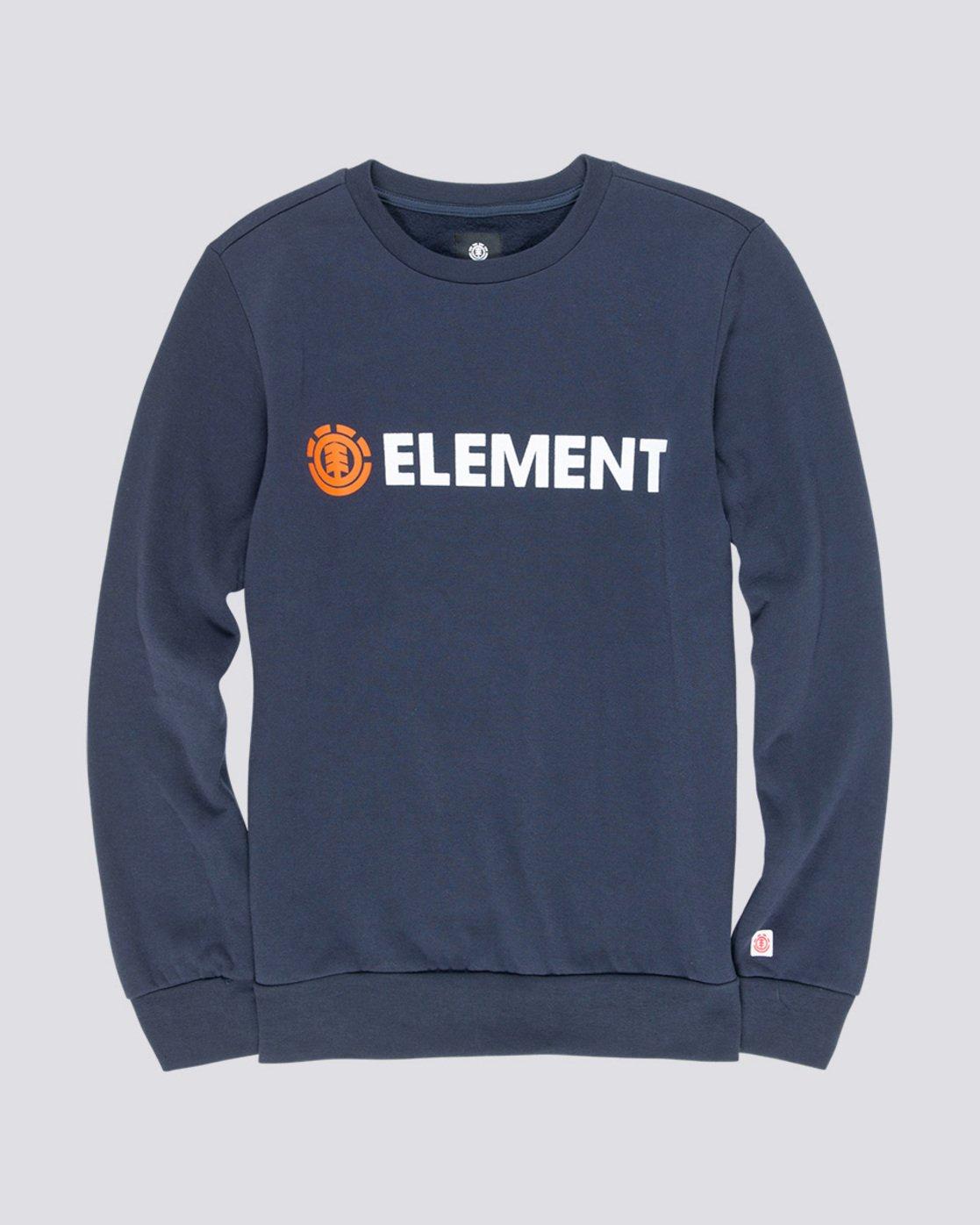 0 Blazin - Sweatshirt für Männer Blau L1CRA9ELF8 Element