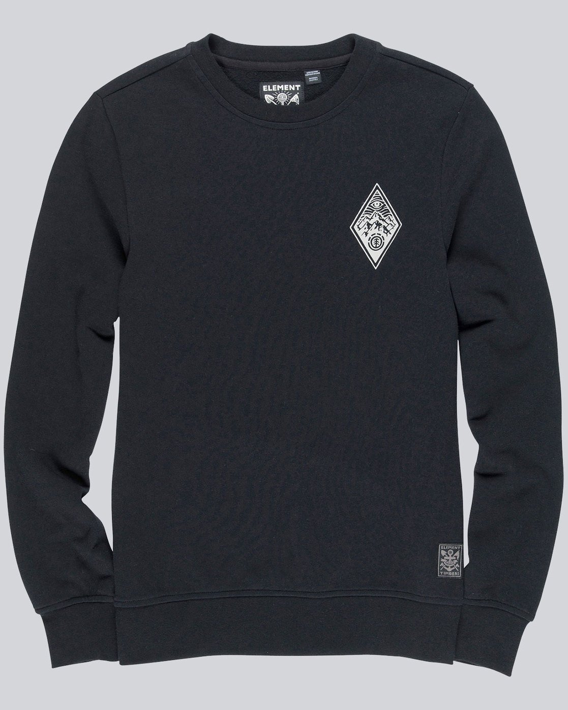 2 Eye Crew - sweat pour Homme  L1CRB8ELF8 Element