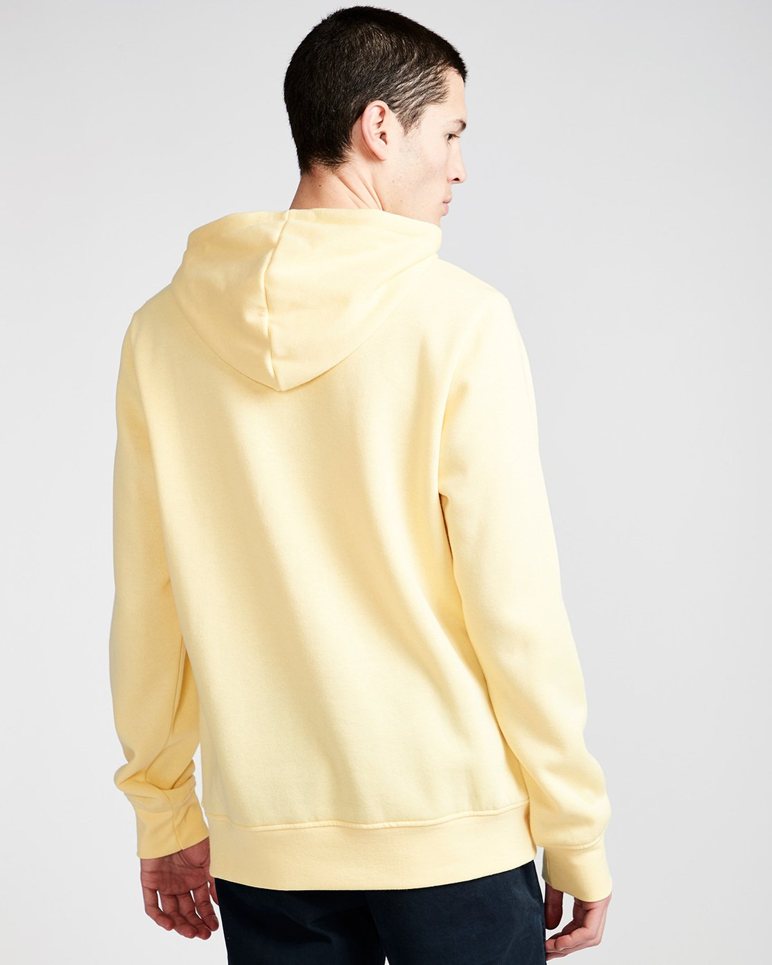 2 Cornell Classic Ho - Sweatshirt for Men Yellow L1HOA1ELF8 Element