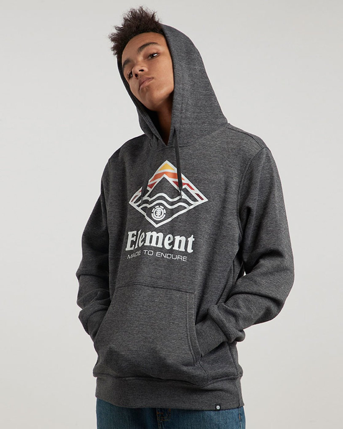 1 Layer Hood - Fleece for Men  L1HOB7ELF8 Element