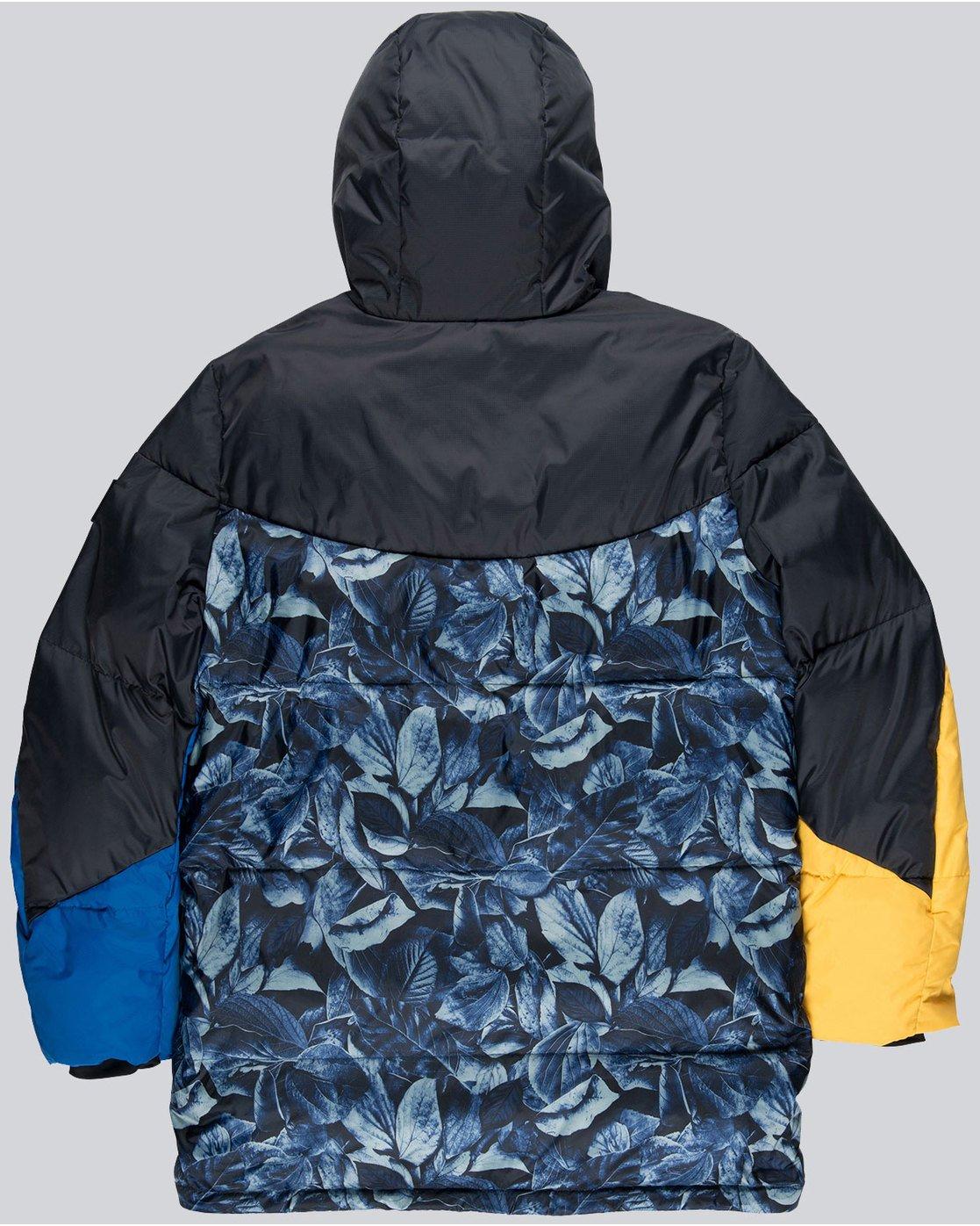8 Griffin Sleeping Bag - vestes pour Homme Noir L1JKA3ELF8 Element