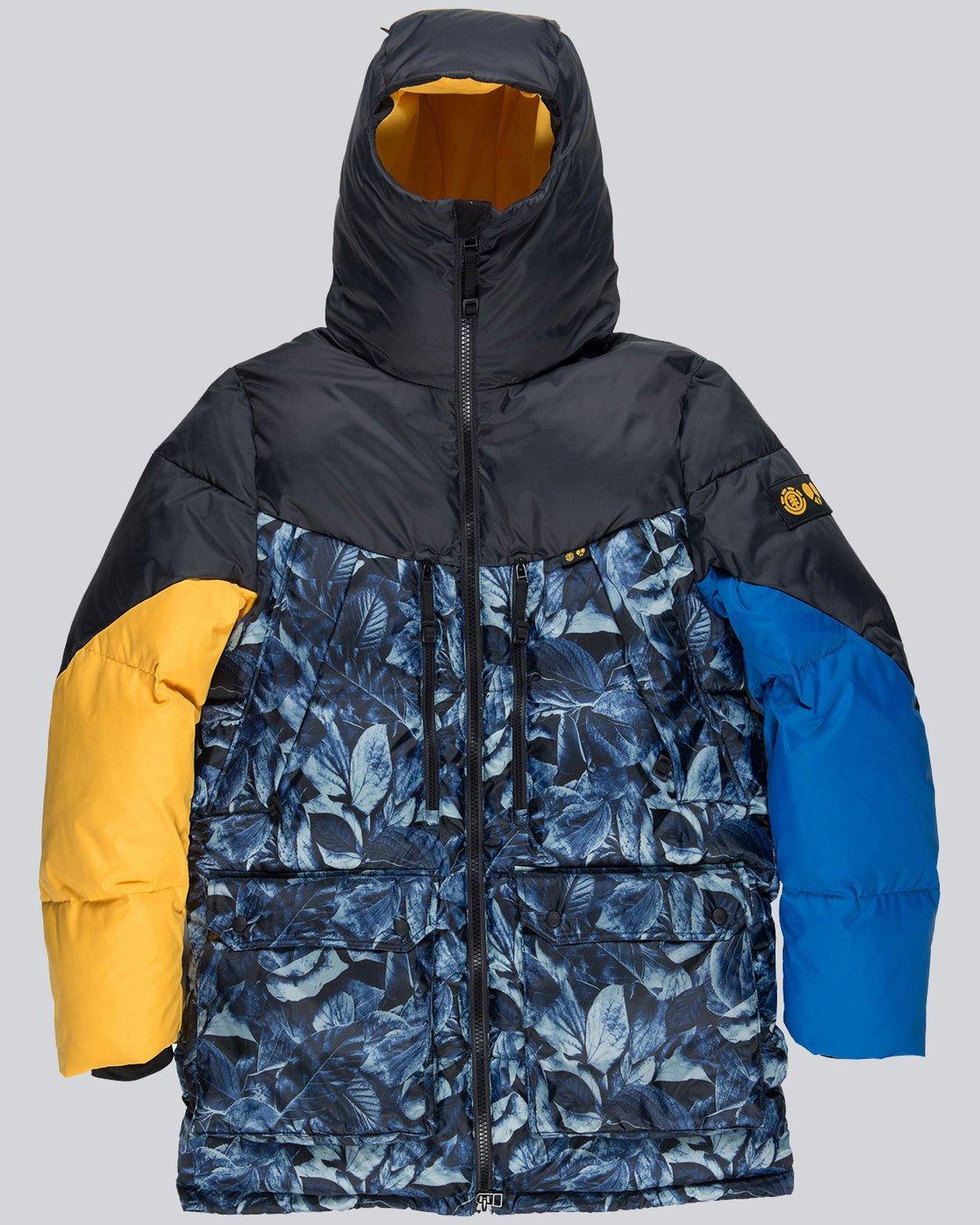 5 Griffin Sleeping Bag - vestes pour Homme Noir L1JKA3ELF8 Element