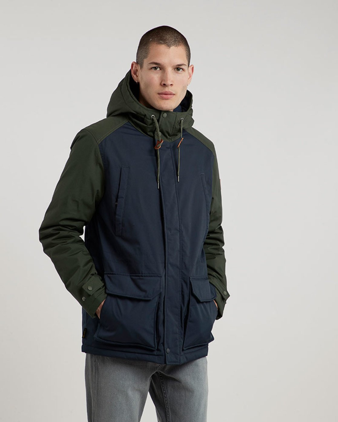 0 Valdez 2Tones - Jacket for Men  L1JKA4ELF8 Element