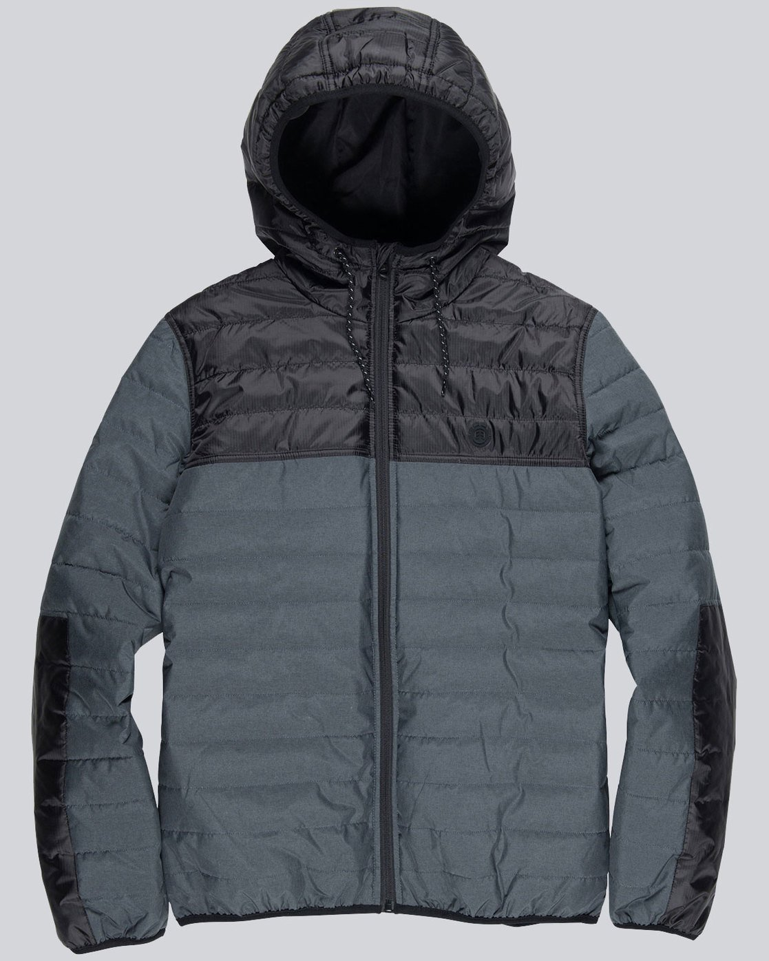 3 Alder Puff Tw - giacca da Uomo Black L1JKB2ELF8 Element