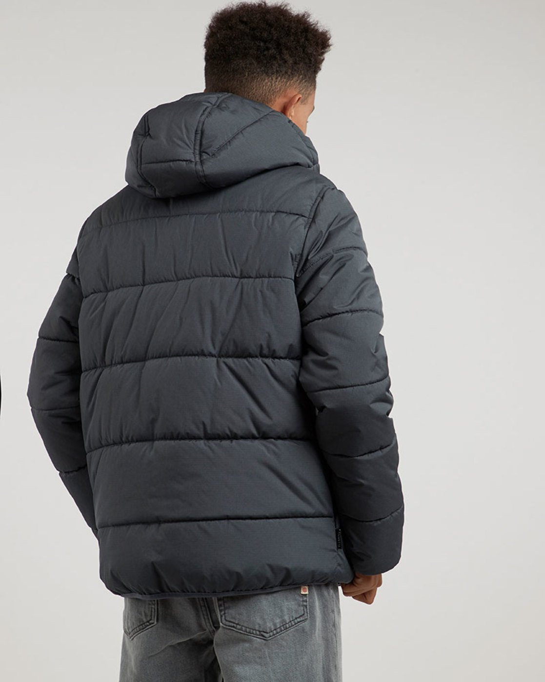 2 Alder Heavy Puff Tw - Jacken für Männer Blau L1JKB4ELF8 Element