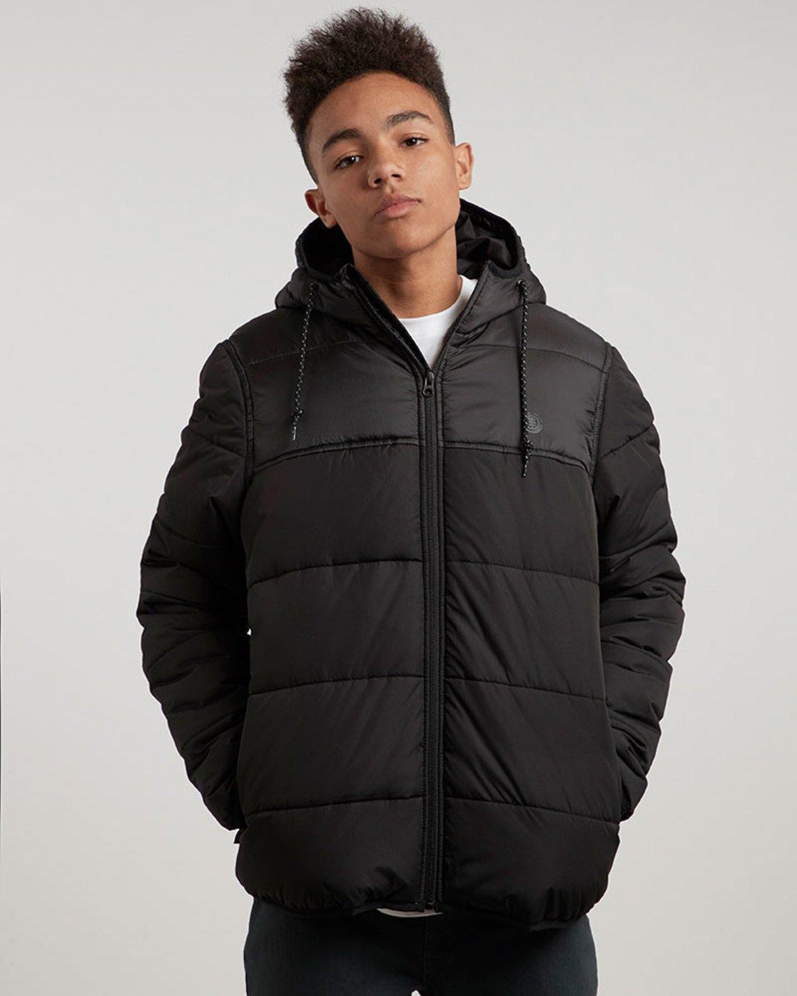 0 Alder Heavy Puff Tw - Jacken für Männer  L1JKB4ELF8 Element