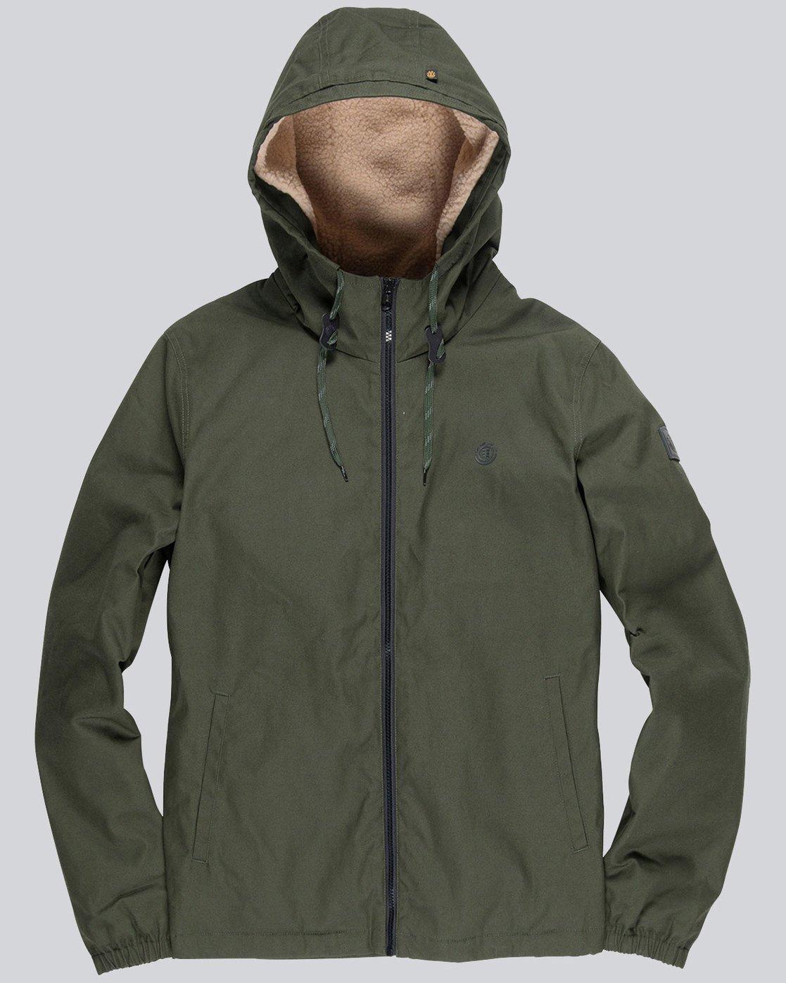 4 Alder Wax - Jacken für Männer  L1JKB6ELF8 Element