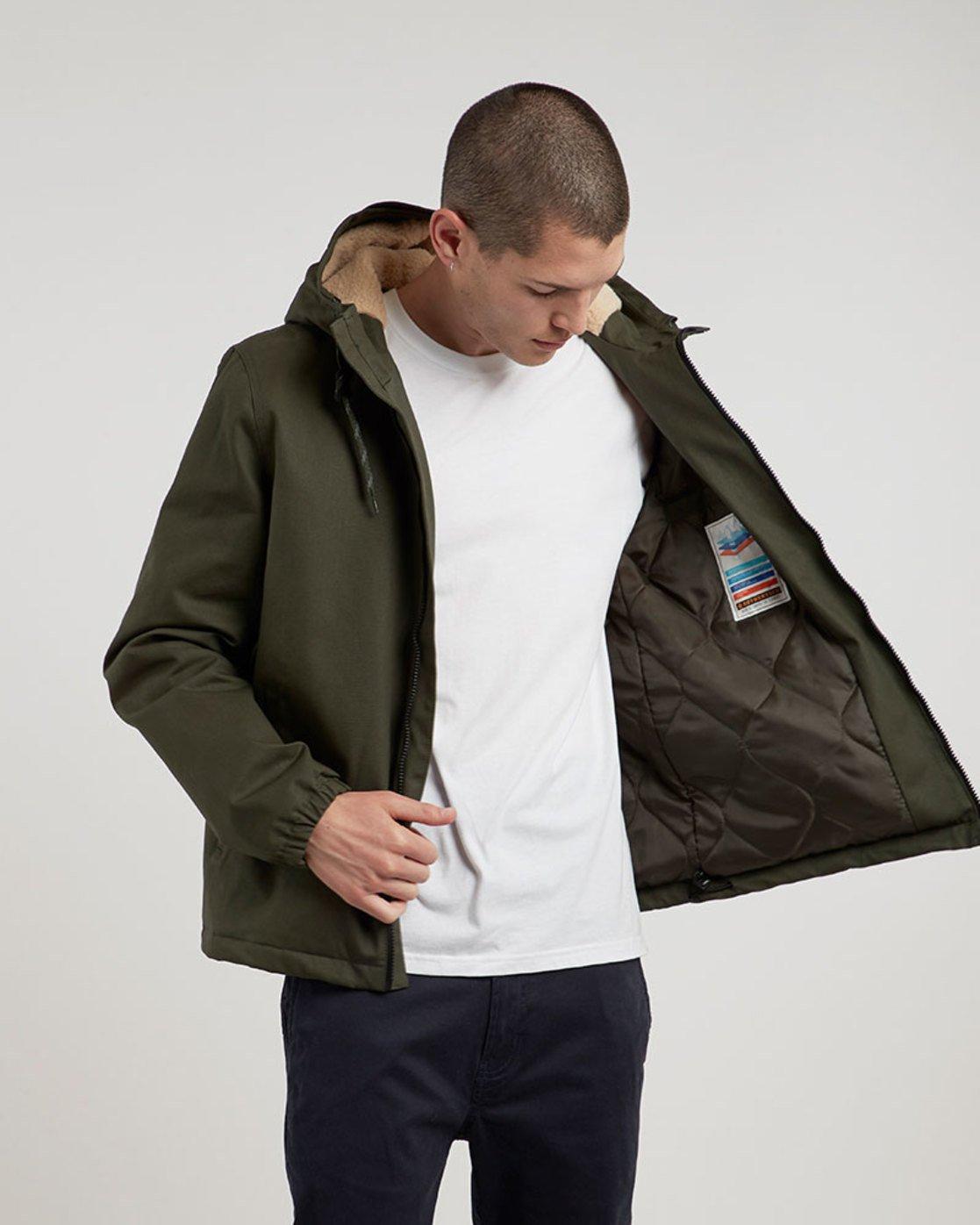 2 Alder Wax - Jacken für Männer  L1JKB6ELF8 Element
