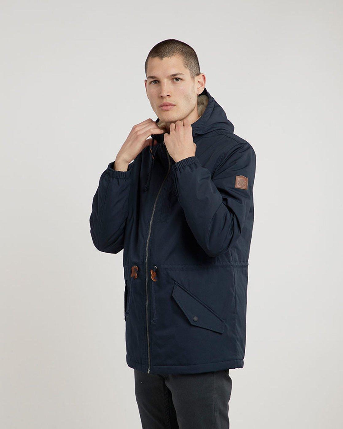0 Stark - Jacke für Männer Blau L1JKB8ELF8 Element