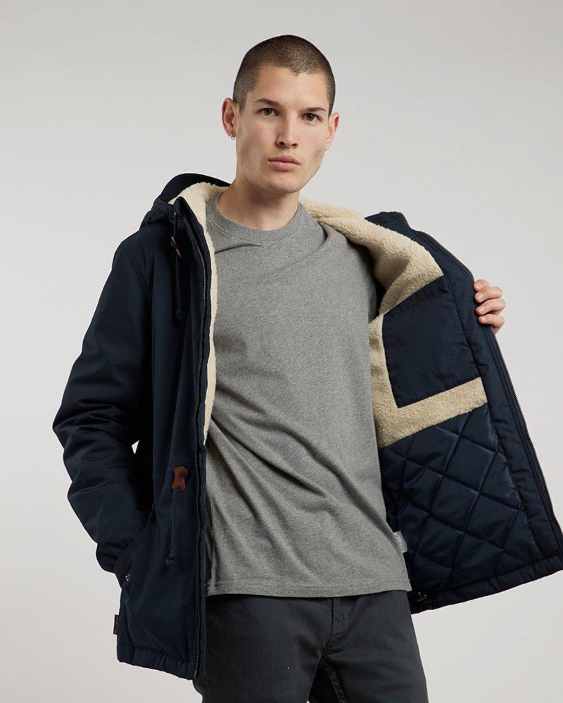 1 Stark - Jacke für Männer Blau L1JKB8ELF8 Element