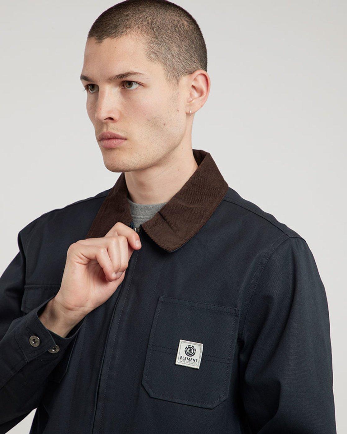 1 Bronson - Jacket for Men  L1JKD8ELF8 Element