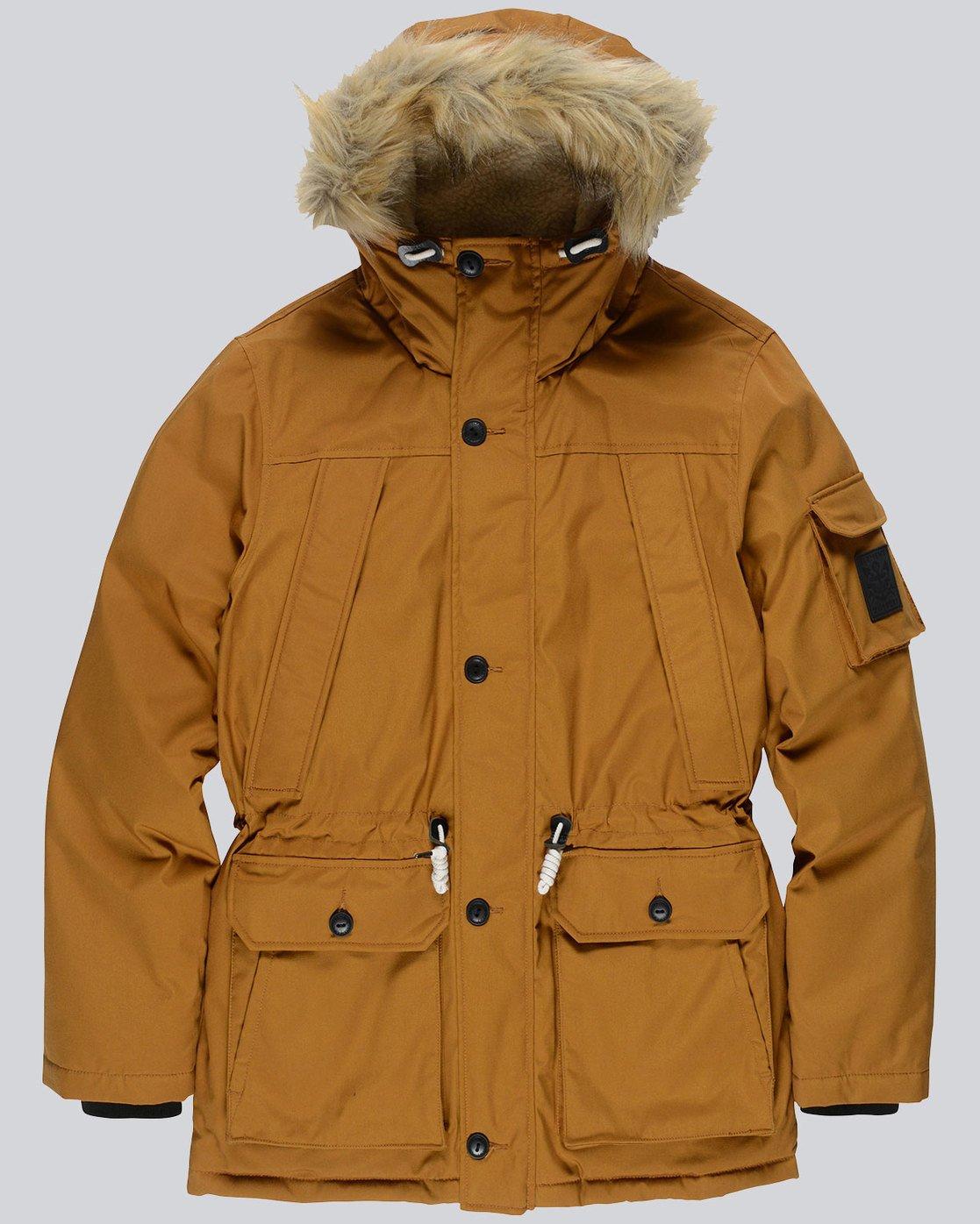 4 Explorer Down Parka - Jacket for Men  L1JKE8ELF8 Element